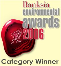 Banksia Award Winner 2006